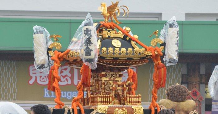 天王祭(地元の子供神輿)が7/16に決まりました。