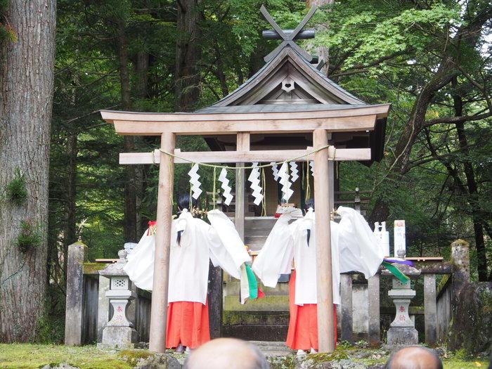 滝尾高徳水神社の例祭に行ってきました。