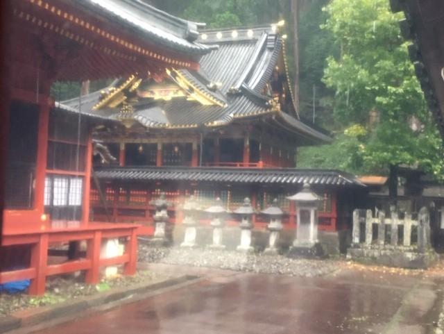 日光二荒山神社 本殿