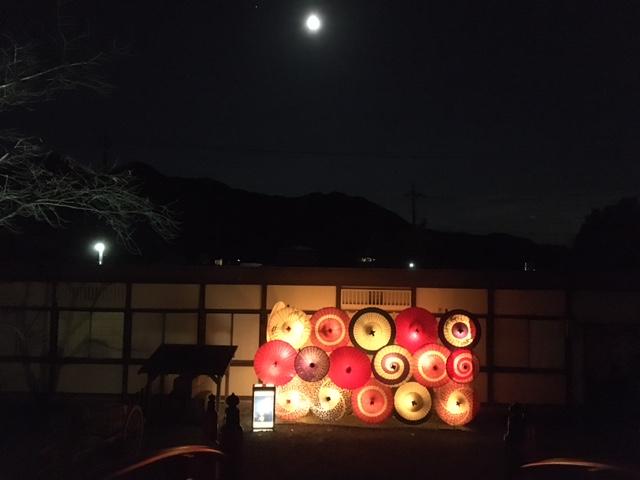 月あかり花回廊 江戸村編 2