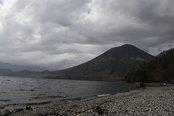 昨日中禅寺湖に行ってきました。